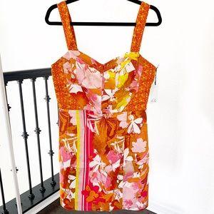 Ali-Ro Floral Mini Dress